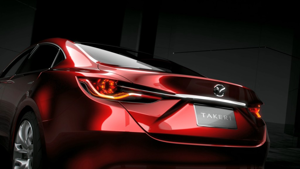 "Mazda ""Takeri"" Concept World P..."